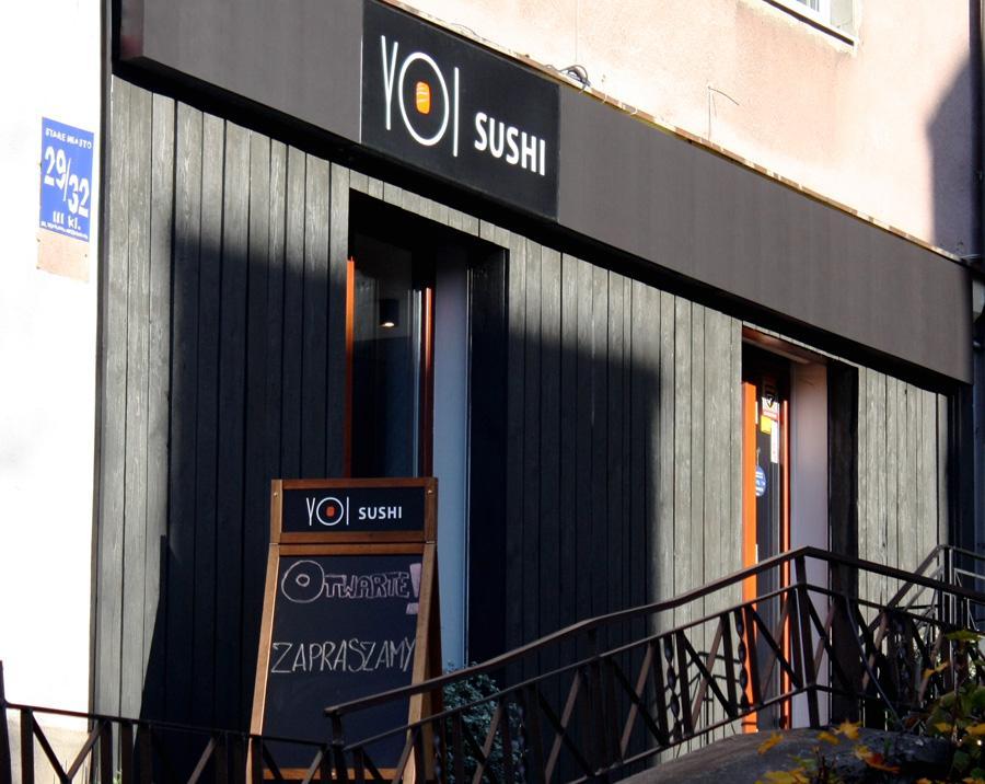 Restauracja YOI Sushi Olsztyn